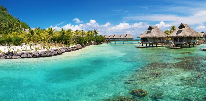 Beach hut water sea Ocean Vaccination