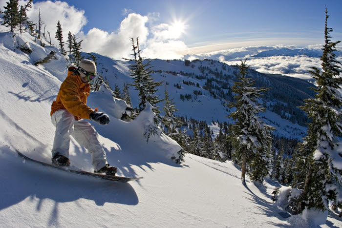 Snow Snowboarding Winter